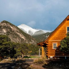 Step 2 Play Kitchens Reglaze Kitchen Sink Cabins For Rent At Mount Princeton Hot Springs Resort