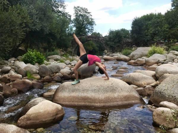 urdhva dhanurasana bridge pose puente mtraining yoga pilates