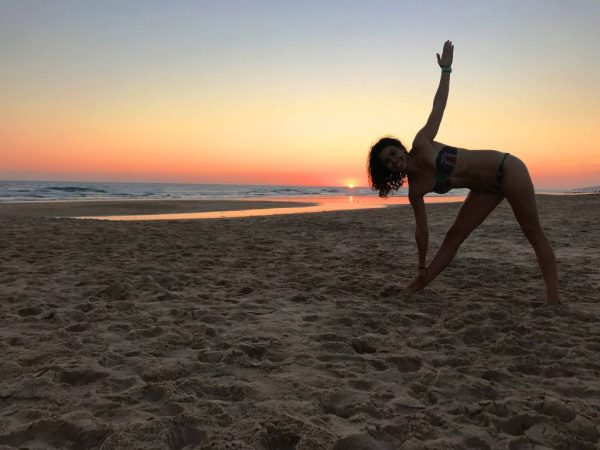 Yoga Zahora mtraining