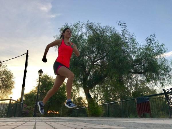 running mtraining minerva