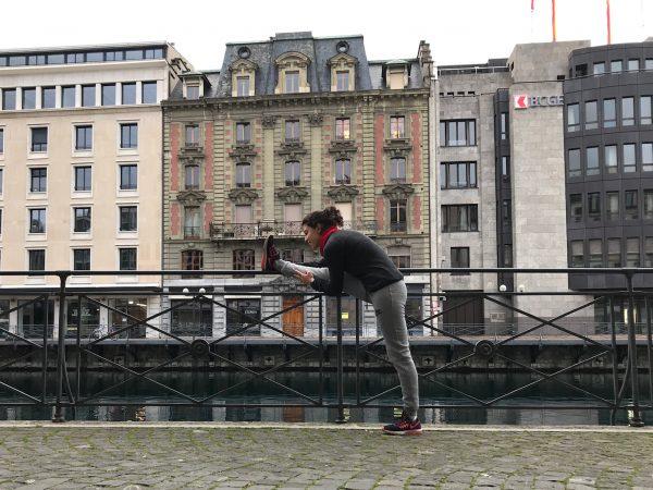 Running Ginebra
