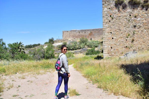 sendero de la muralla trujillo puerta del triunfo