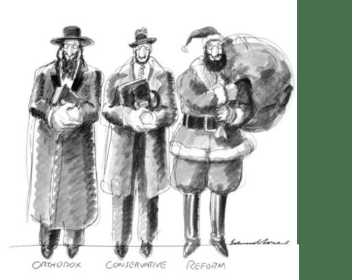 3 different jews