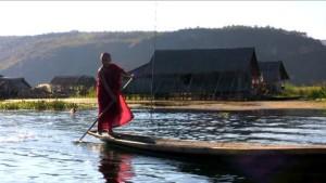 monk canoe