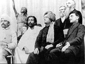 Vivekananda at World Parliament