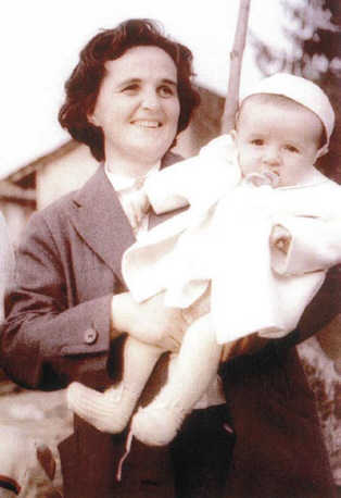 Św. Joanna Beretta Molla - święta matka. Fot. z arch. K. Zając - opublikowana w Naszym Dzienniku, w numerze 113 (1912), z dnia 15-16 maja 2004 r.