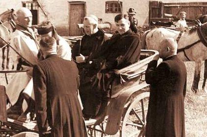 Ksiądz Biskup Czesław Kaczmarek (1895-1963). Fot. arch. Opublikowano w 'Naszym Dzienniku', w numerze 222 (2935) z dnia 22-23 września 2007 r.