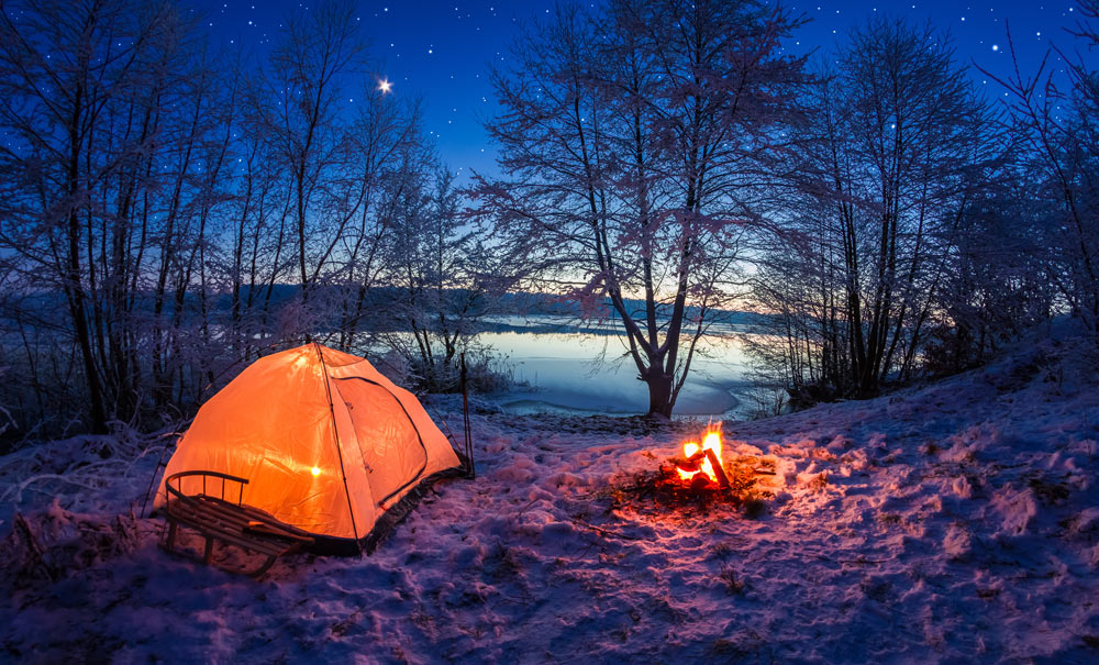 8 Easy Tips for Drinking while Camping