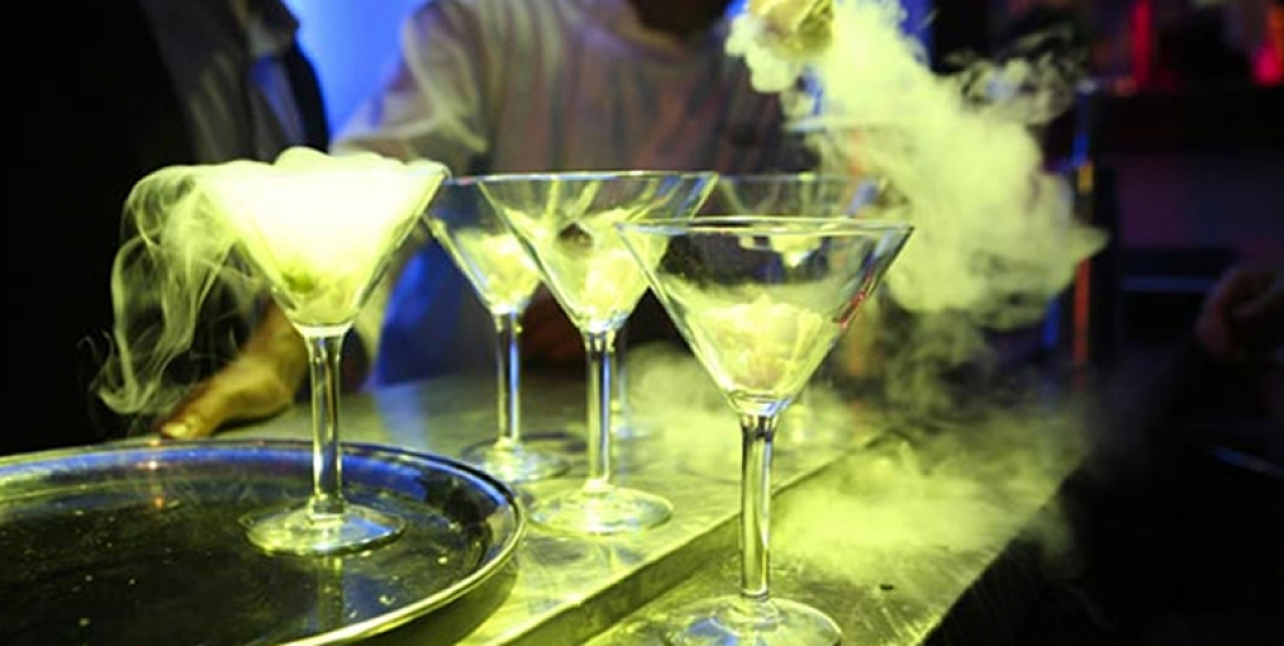 Bring Out Your Inner Scientist with Molecular Mixology