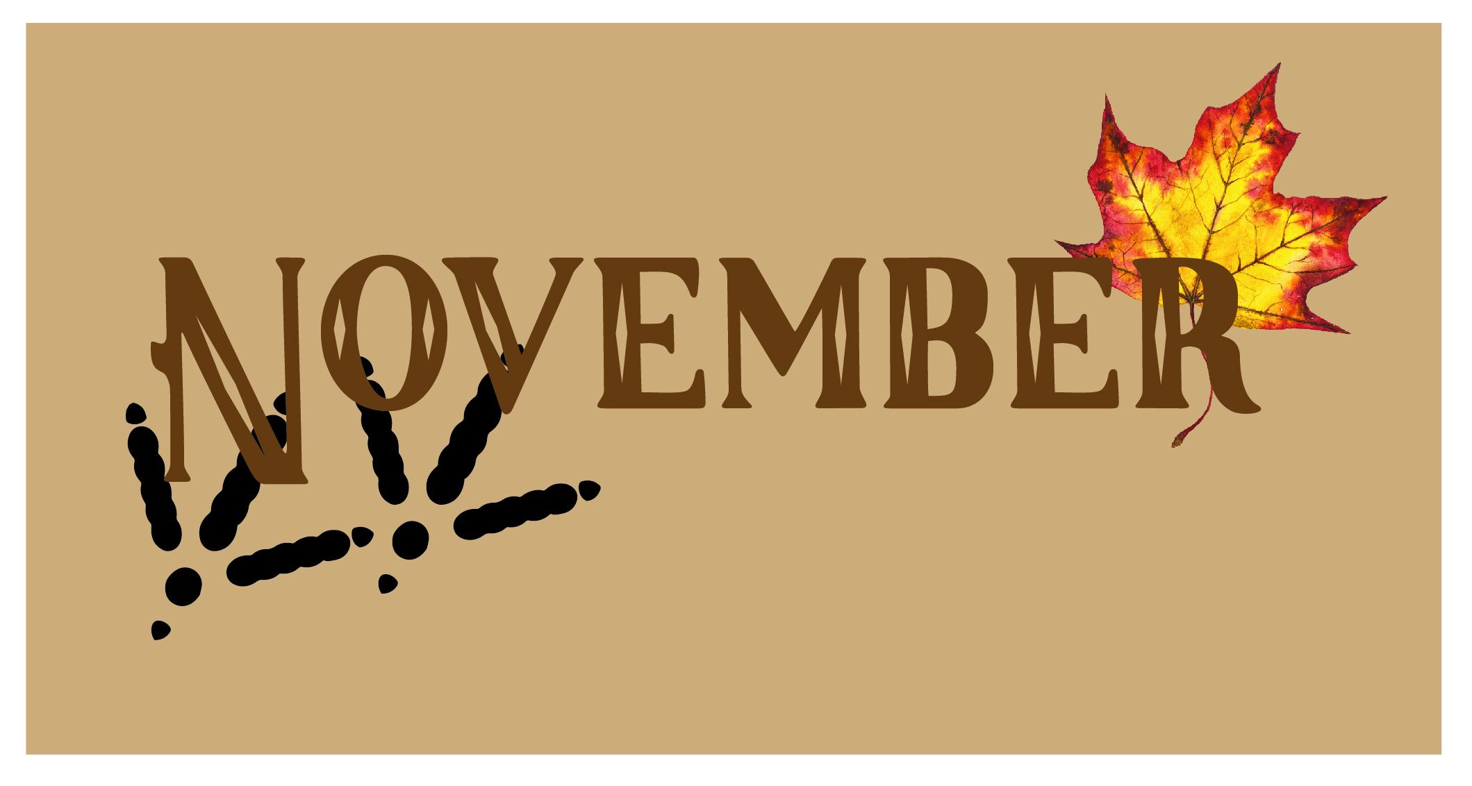 Say Hello to November