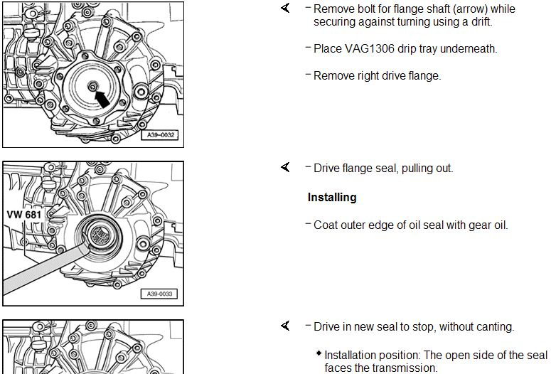 Service manual [How To Remove Front Differential 2000 Audi