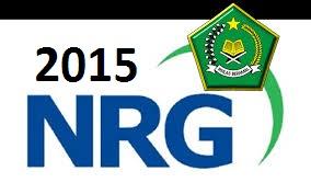 SK Penetapan NRG Guru Madrasah Se-Indonesia Tahun 2015