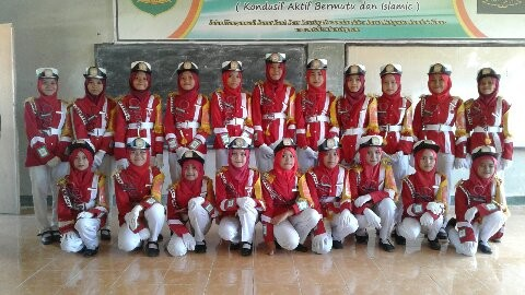 Tim Gerak Jalan Indah Putri Tsabiwa Optimis Bisa Sabet Juara Terbaik