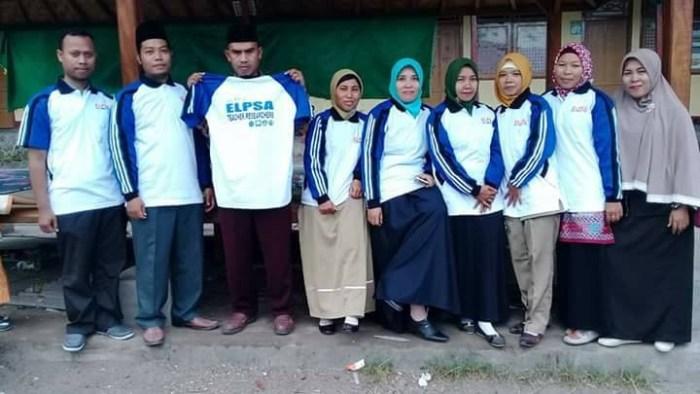 Anggota MGMP ELPSA Kab. Lombok Timur Susun Program Pelatihan PTK