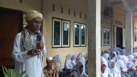 Halal bilhalal keluarga besar Yayasan Pondok Pesantren Birrul Walidain NW Rensing