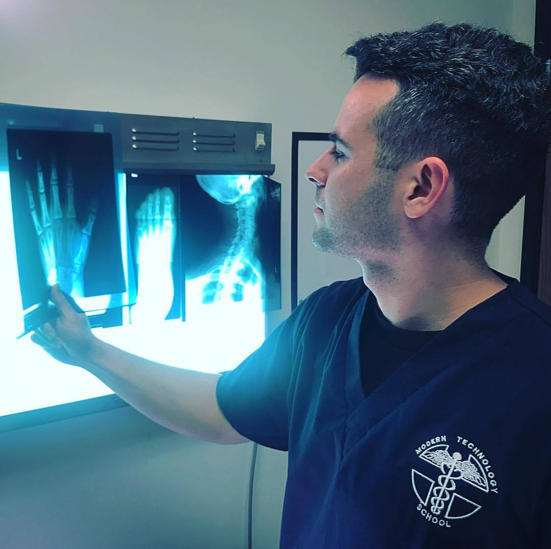 X Ray Technician Salary In California