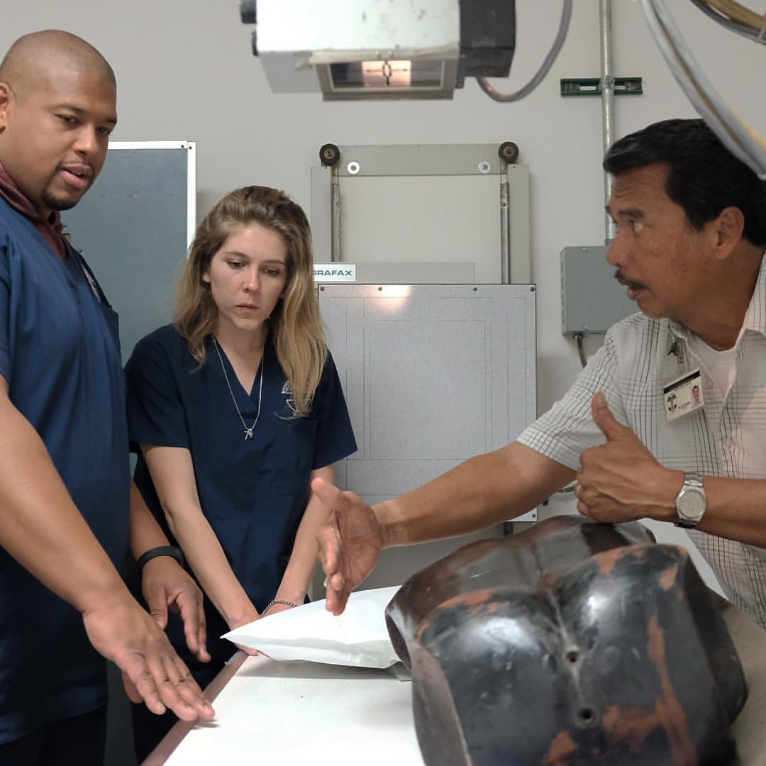 How To Become A Radiology Technician In California