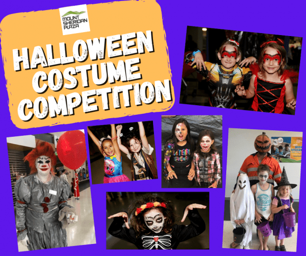 Halloween is a super thrilling night of the year and will be upon us before you know it. Halloween Costume Comp(1) - Mount Sheridan Plaza Shopping Centre Cairns