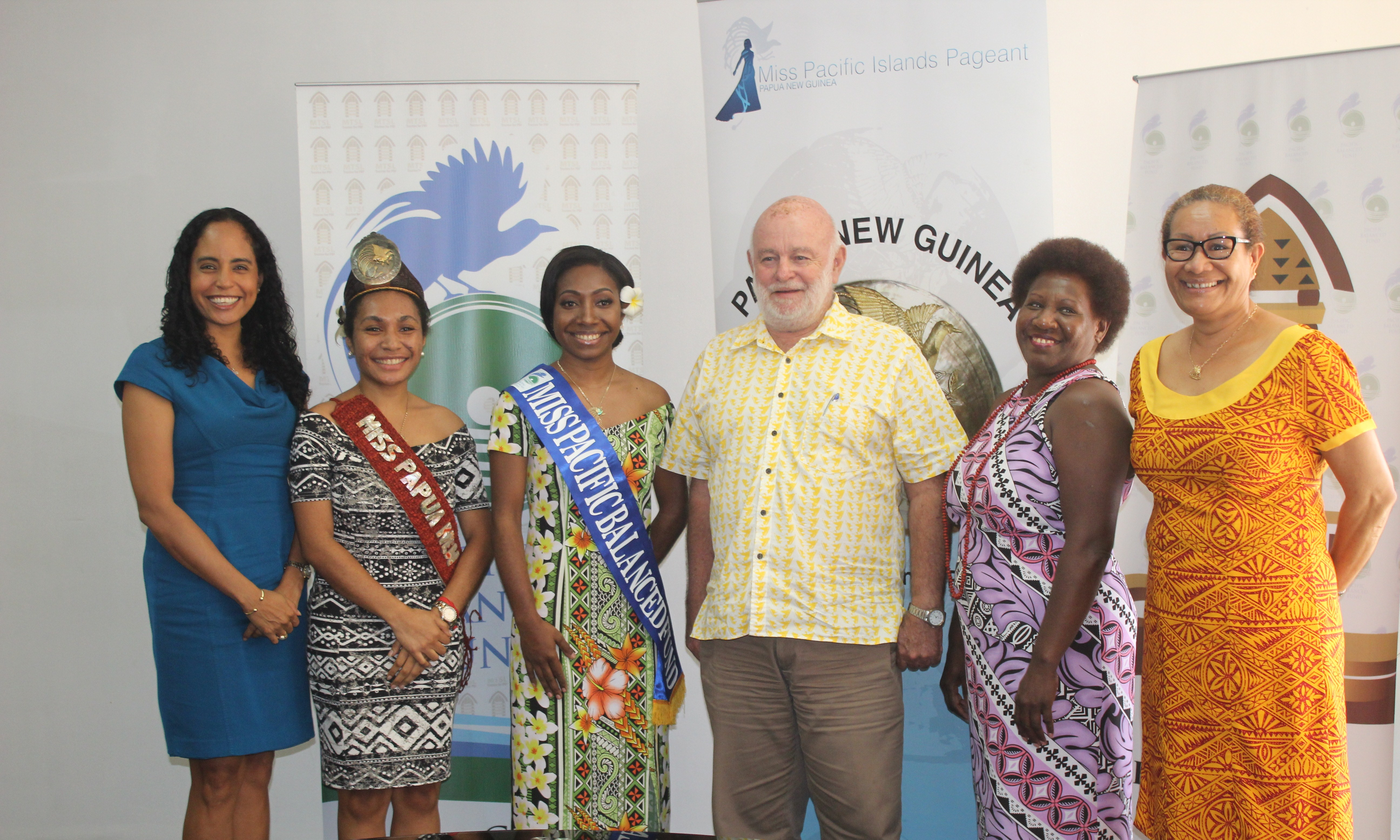 PNG's HOME GROWN INVESTMENT FUND LAUNCHES ENTRANT INTO THE MISS PACIFIC ISLANDS PAGEANT 2017