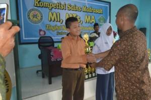 Juara Tingkat MTs