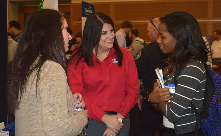 MTSU to hold 2016 Fall Career Fair Thursday