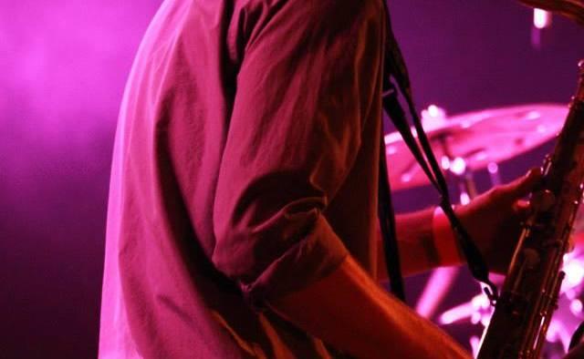 Space Capone performs at MTSU's Student Union Ballroom in Murfreesboro, Tenn. on Tuesday, October 1, 2013. (MTSU Sidelines / Brett Turner)