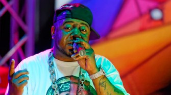 Twista performs at TEMPT in Murfreesboro, Tennessee during the early morning hours of Sunday, April 25, 2015. (MTSU Sidelines/Greg French)