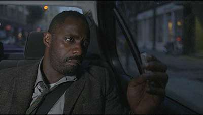 Idris Elba as Detective Chief Inspector John Luther in season one of BBC's Luther.