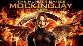 """Actress Jennifer Lawrence portrays Katniss Everdeen in """"The Hunger Games: Mockingjay - Part 1"""" (FILE/The Hunger Games)"""