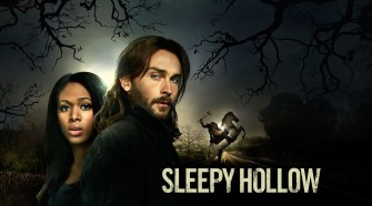 """Nicole Beharie, left, and Tom Mison, right, star in FOX's new supernatural series """"Sleepy Hollow."""" (FILE)"""