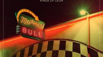 """The album artwork for Kings of Leon's """"Mechanical Bull"""" (FILE)"""