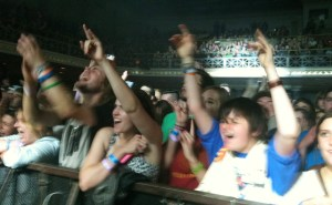Modest Mouse fans enjoyed two nights of concerts Oct. 13-14 (Atlanta Northcutt // MTSU Sidelines)