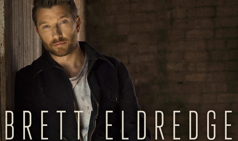 Reigning 'Brett Eldredge' album not just for country music