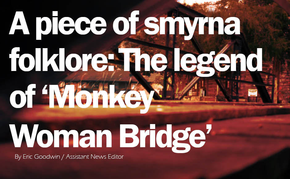 A piece of Smyrna folklore: The legend of 'Monkey Woman Bridge'