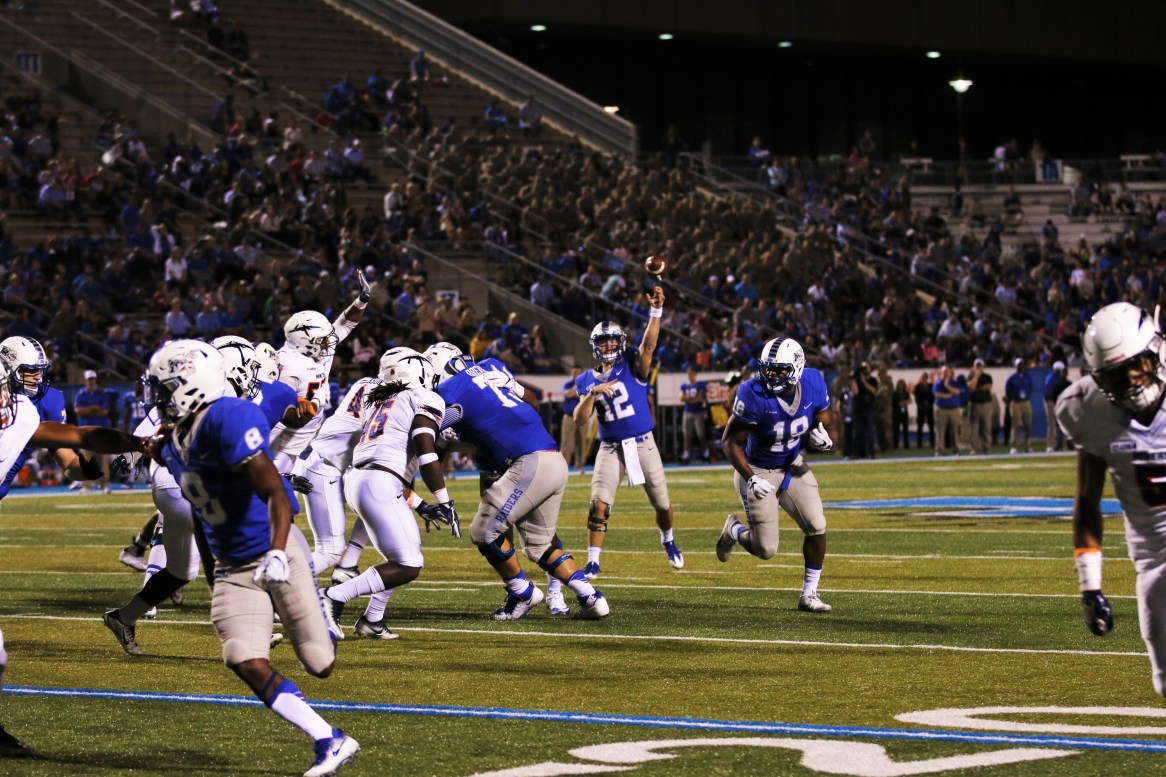 Photo by Devin P. Grimes / MTSU Sidelines