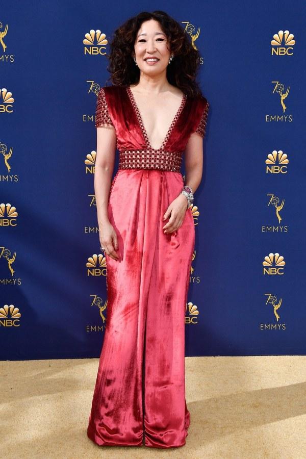 Dressed 2018 Emmy Awards Sidelines