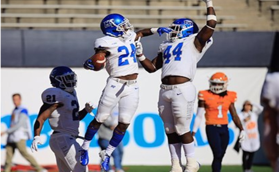 Football: Blue Raiders cruise to fourth consecutive win, look to Kentucky next