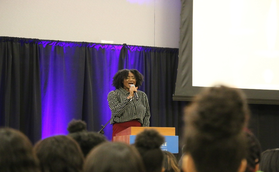 Photos: MTSU holds candlelight vigil in memory of Martin Luther King Jr.