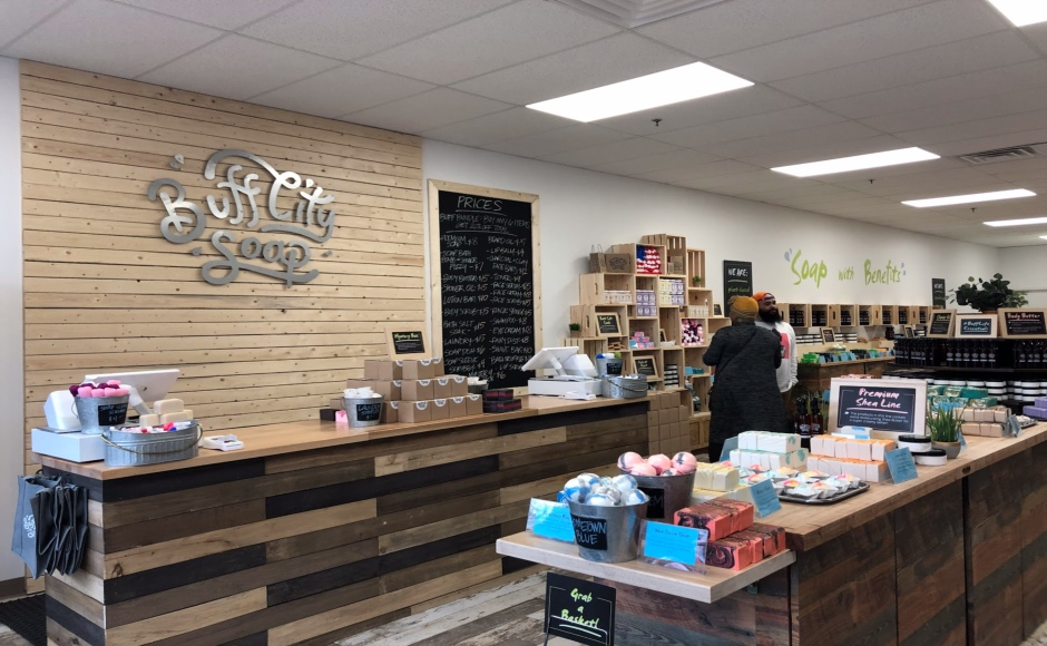 Buff City Soap Co. opens location in Murfreesboro, offers natural, organic body care alternatives