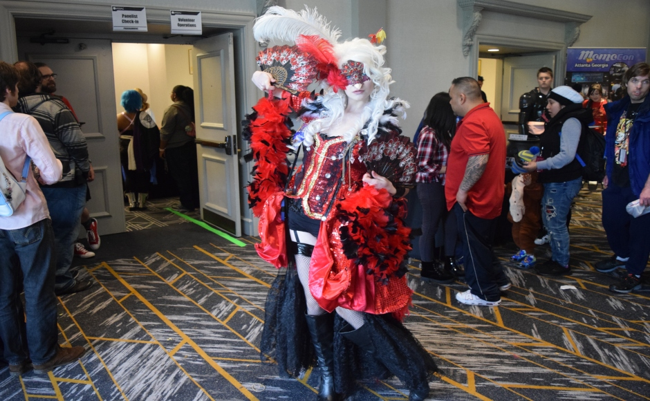 Photos: Middle Tennessee Anime Convention returns with lunar theme