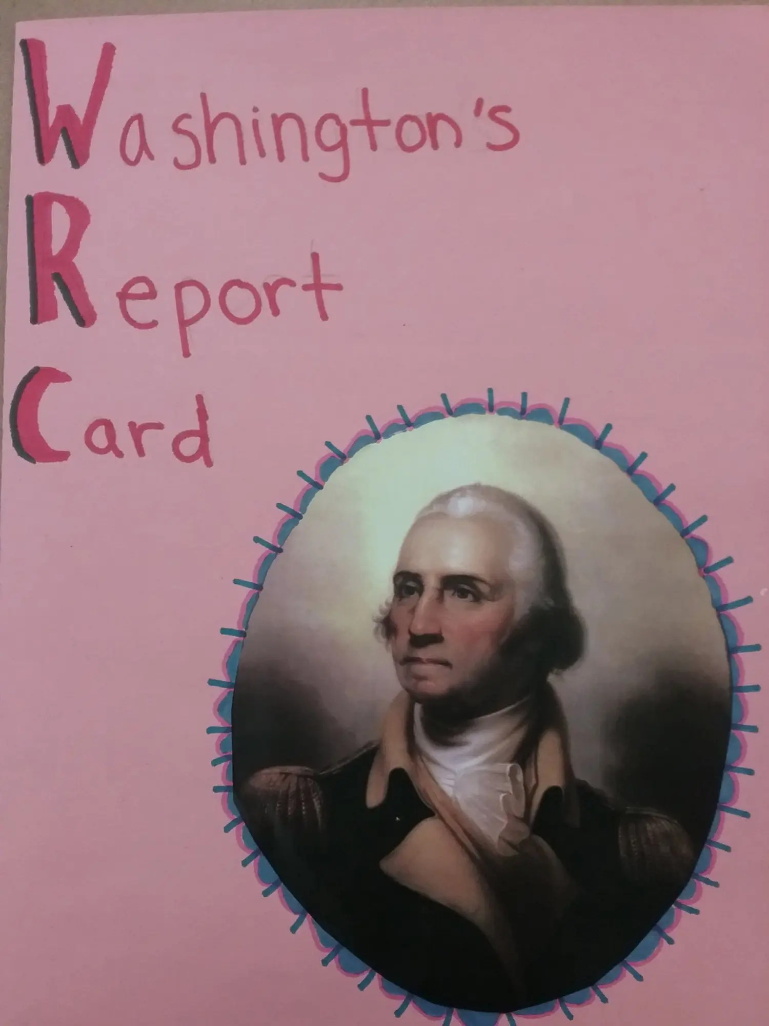 hight resolution of A Teacher's Perspective: George Washington