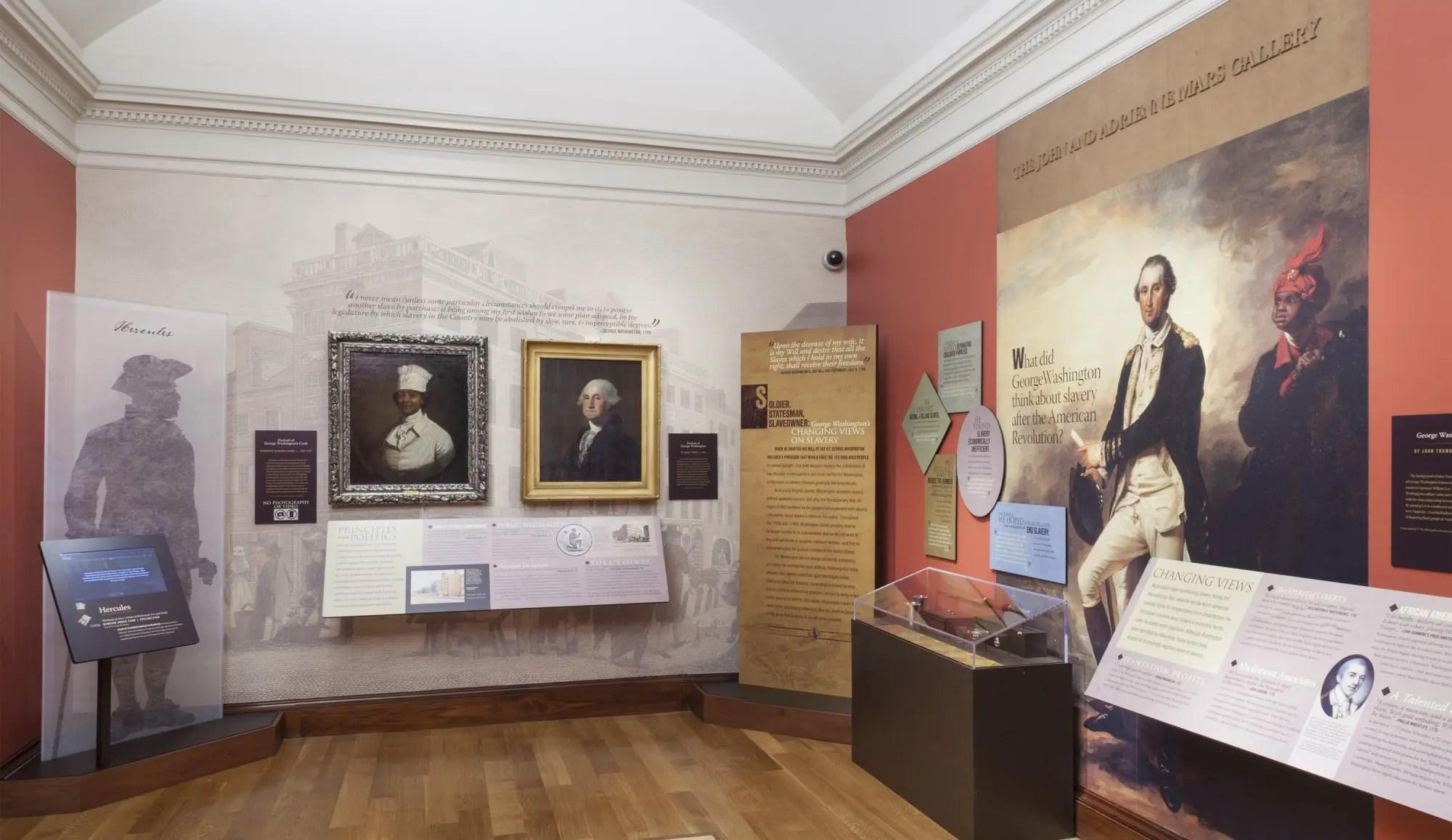 Timeline Of Interpretation Of Slavery At Mount Vernon