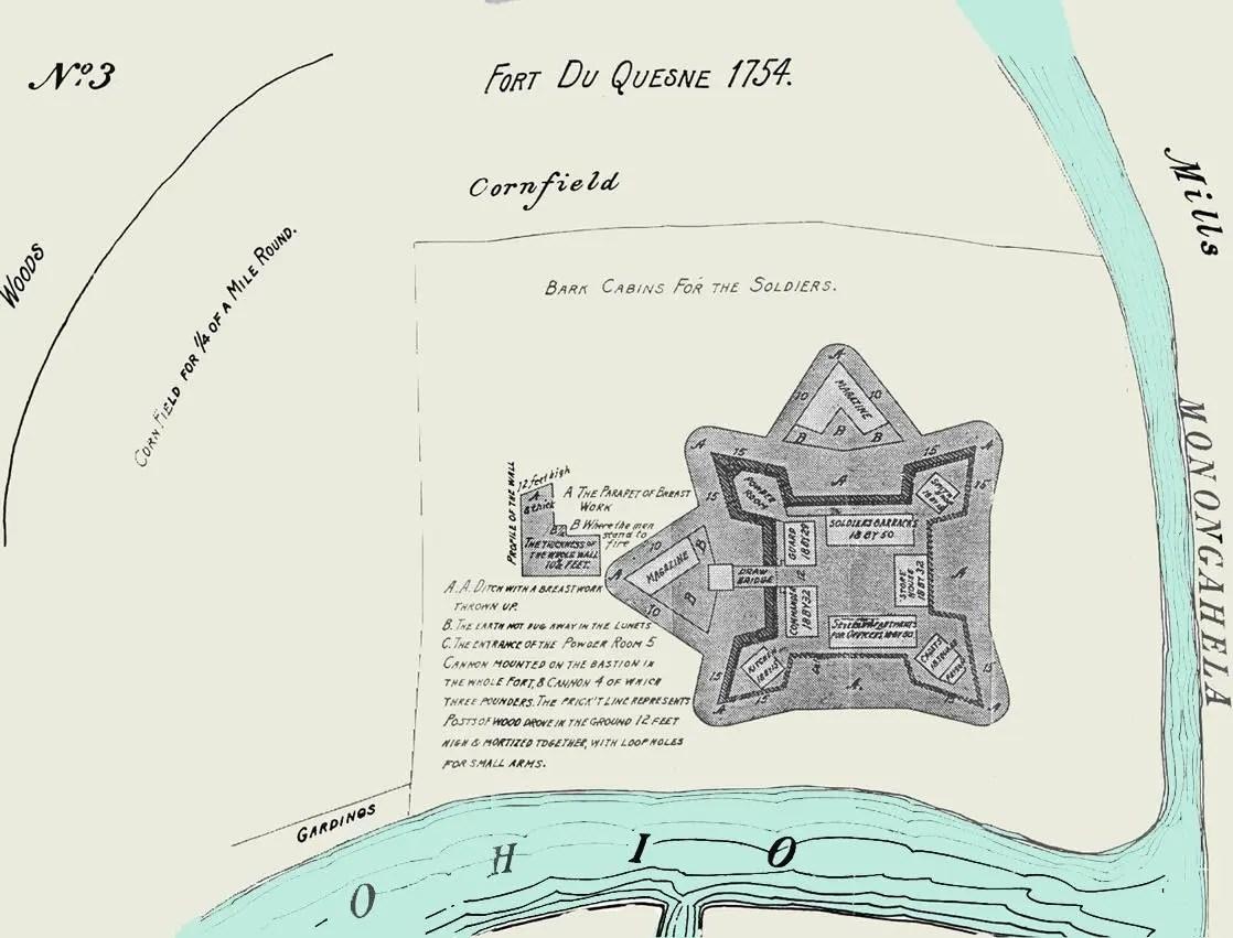 French Amp Indian War George Washington S Mount Vernon
