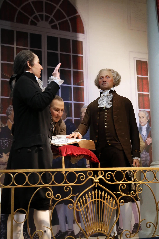 Presidential Election Of George Washington S Mount