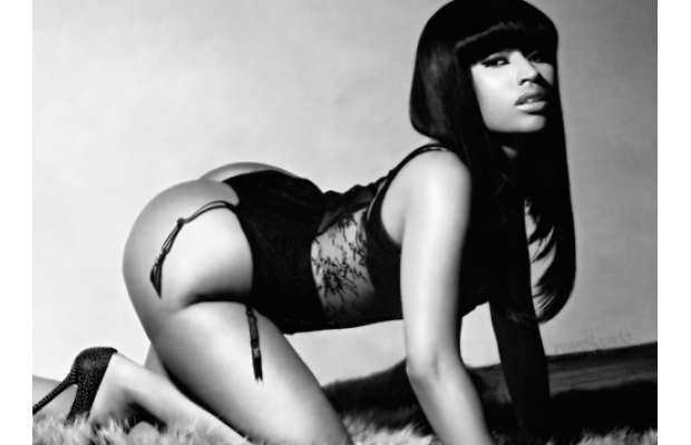 Top 15 Celebrity Asses (Now!) - Nicki Minaj is no doubt the undisputest leading celebrity Ass!