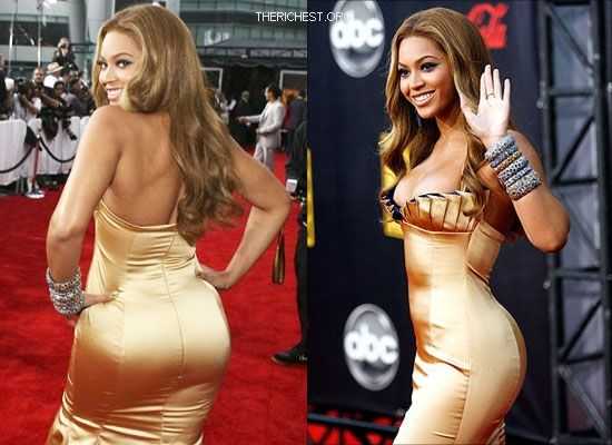 Biggest Celebrity Bootilicious Butts In Hollywood - Beyonce - from the girl who created Bootylicious ..need we say more?