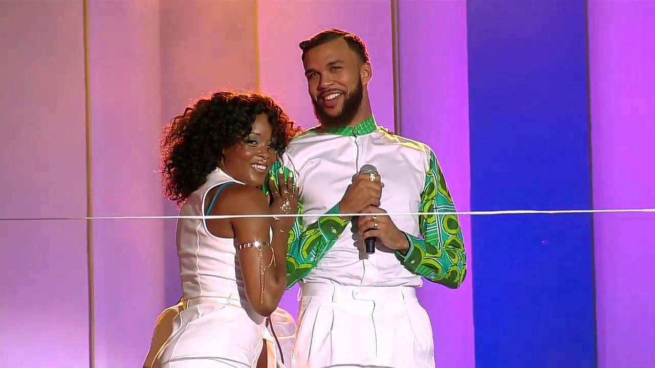 Image result for jidenna mtv vma 2016 pre-show