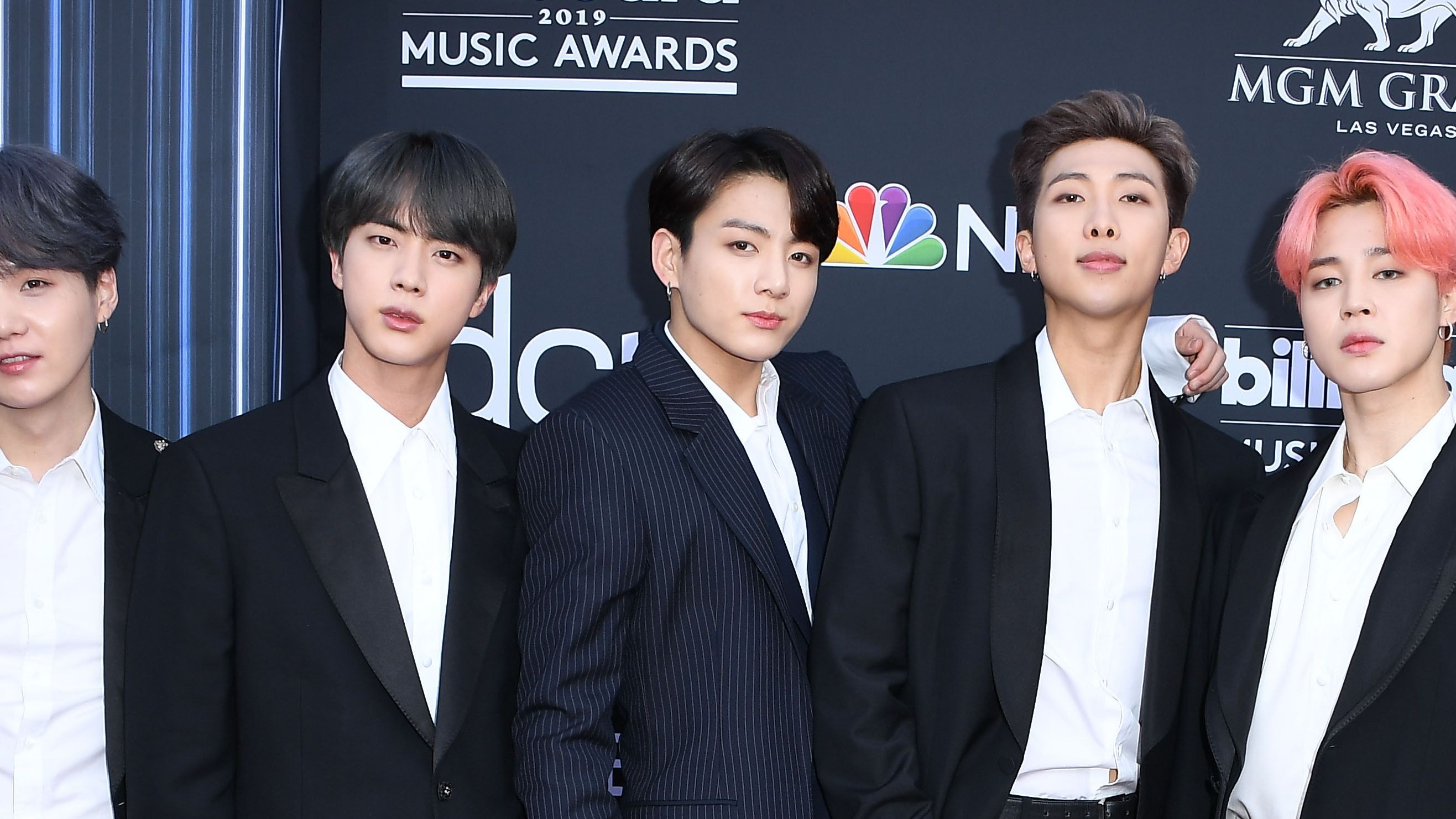 BTS Pay Tribute To Legendary Beatles Performance In Colbert Debut
