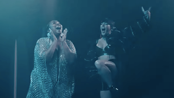 Charli XCX And Lizzo Celebrate 'Otherwordly' Love In Their Striking New Video