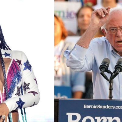 Cardi B And Bernie Sanders Talk About Raising Minimum Wage In New Clip